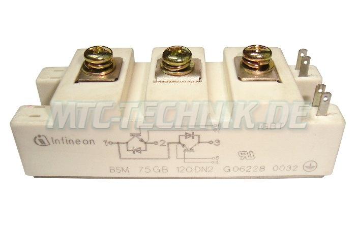 Infineon Igbt Modul Bsm75gb120dn2 Shop