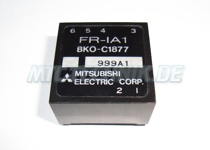 Mitsubishi Electric Isolation Amplifier FR-IA1