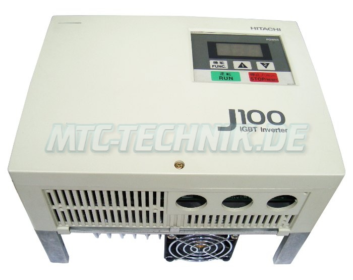 1 Hitachi J100-030lfu Igbt Inverter