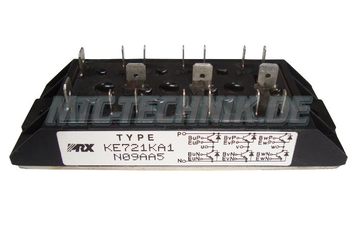 Powerex Power Transistor Ke721ka1 Online Auktion