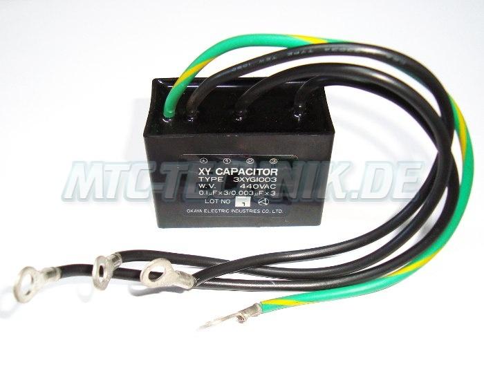 Okaya Capacitor 3xyg1003