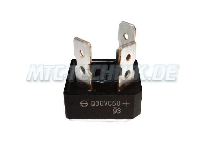 Shindengen D30vc60 Dioden Module