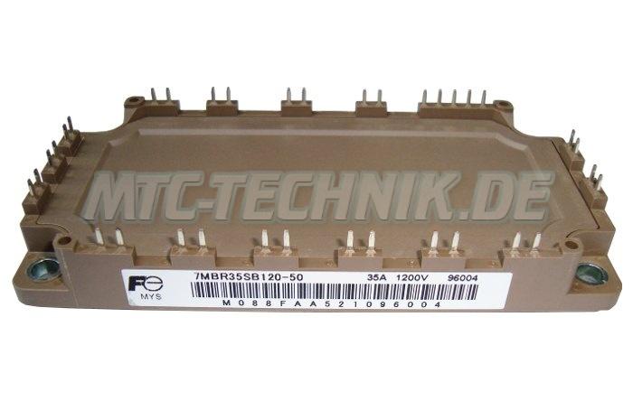 Fuji Electric Igbt Modul 7mbr35sb120-50 Bestellen