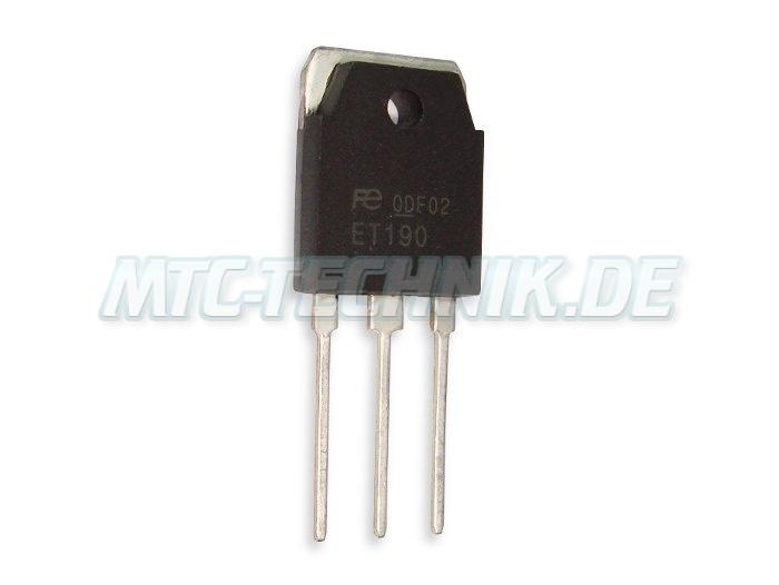 Fuji Electric Et190 Darlington Npn-transistor