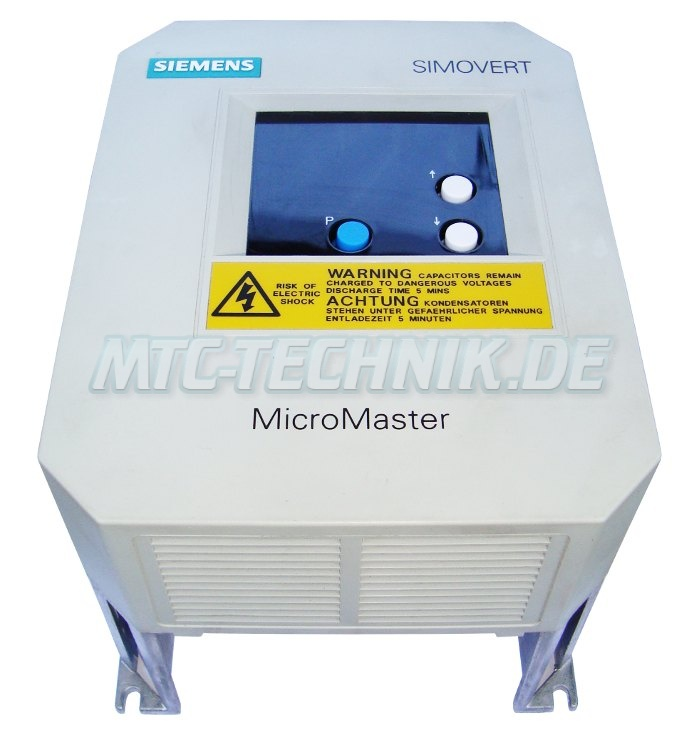 2 Frequenzumrichter Online-kaufen 6se3012-6ba00 Siemens