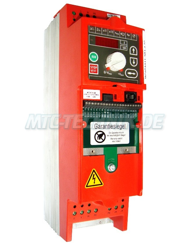 1 Sew Frequenzumrichter Shop Mc07a011-2b1-4-00 Mit Garantie