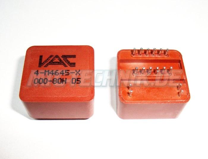Siemens Stromwandler 4-m4645-x-000-80h Bestellen