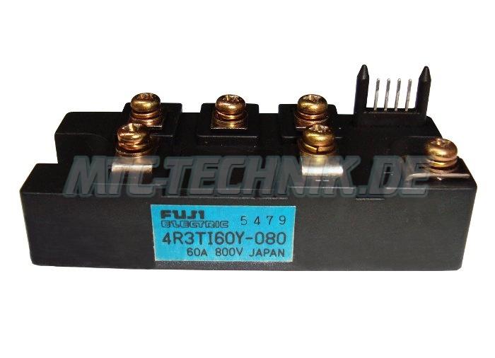 Fuji Electric 4r3ti60y-080 Thyristor Module Shop