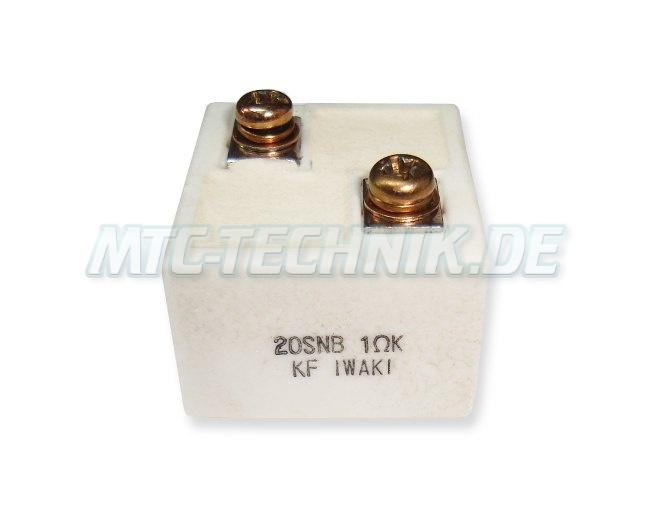 1 Shop Iwaki Resistor 20snb