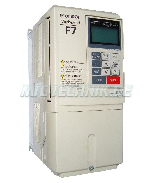 1 Yaskawa Frequenzumrichter Cimr-f7z42p2 Shop