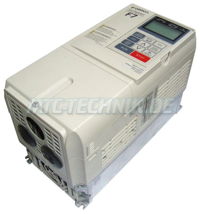 3 Reparatur Cimr-f7z42p2 Frequenzumrichter Yaskawa