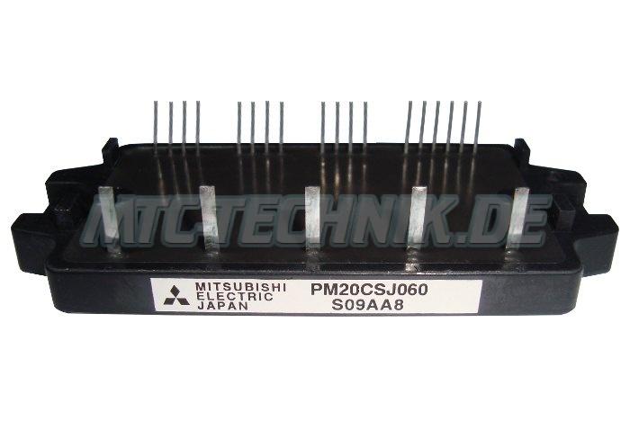 Mitsubishi Shop Pm20csj060 Igbt-modul