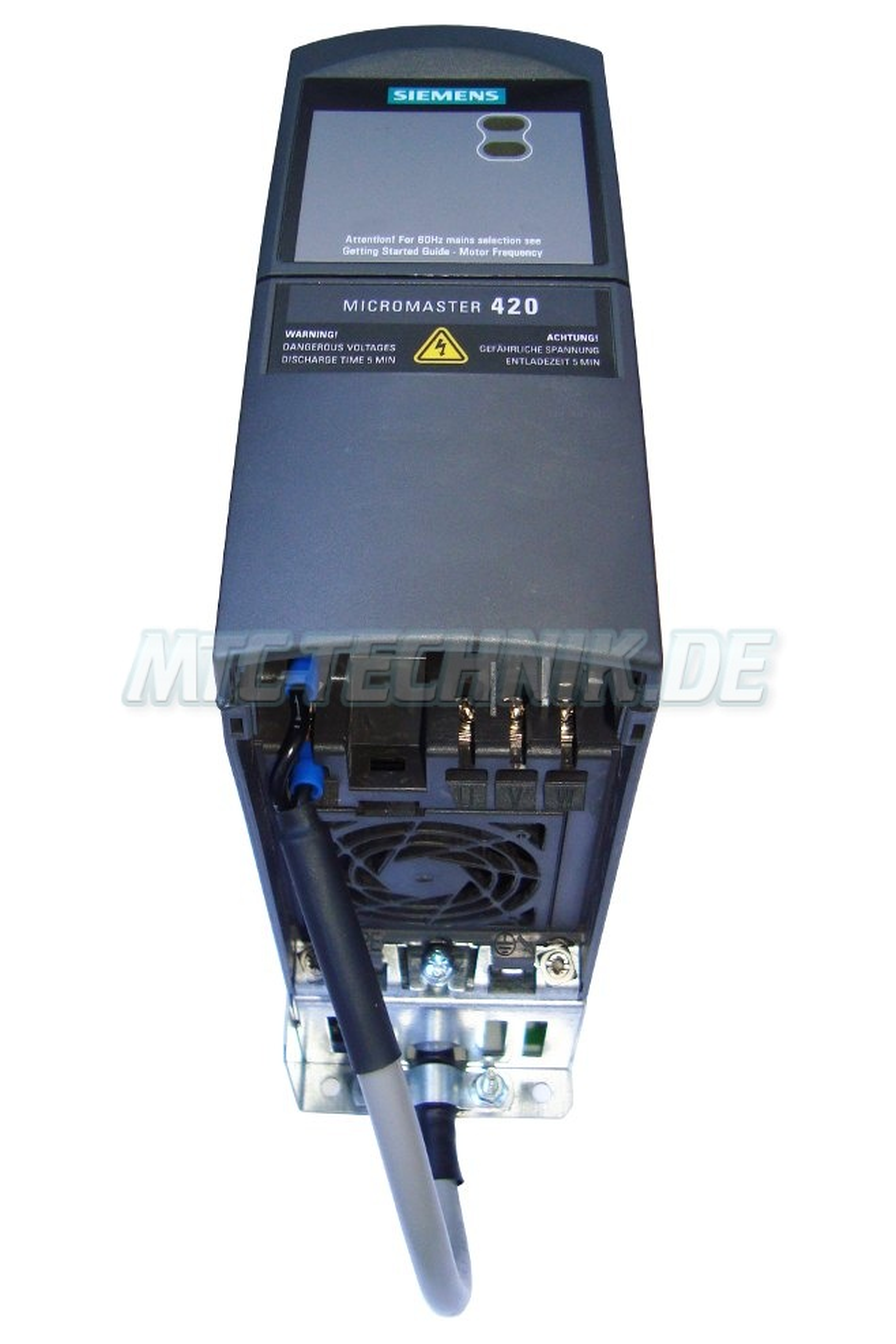 2 Reparatur 6se6420-2ab13-7aa1 Siemens Frequenzumrichter