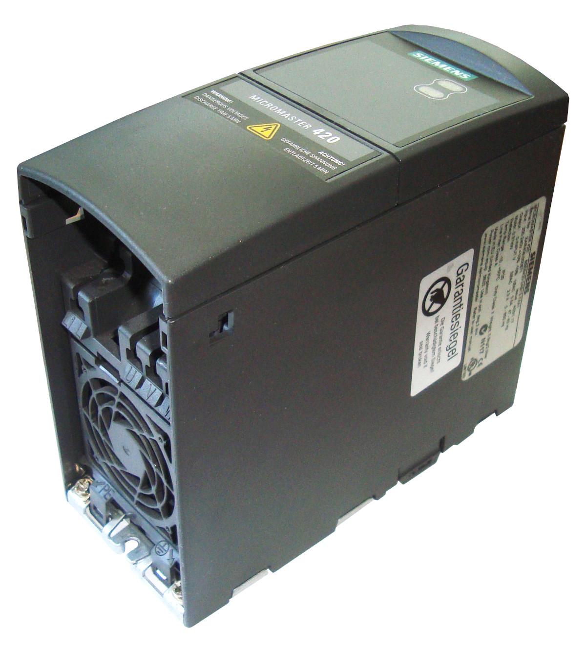 3 Austausch 6se6420-2ab13-7aa1 Micromaster Ac-drive