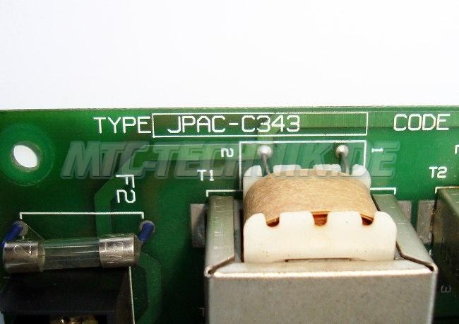 3 Typenschild Jpac-c343