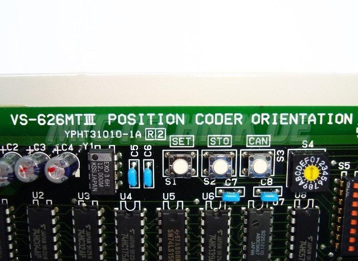 4 Position Coder Orientation Jpac-c346