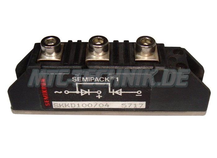 Semipack Dioden-module Skkd100-04 Shop
