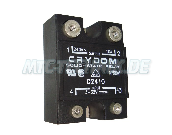 Crydom Solid-state Relay D2410
