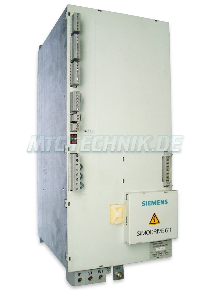 1 Online-shop Siemens 6sn1145-1ba00-0ca0 Simodrive Kaufen