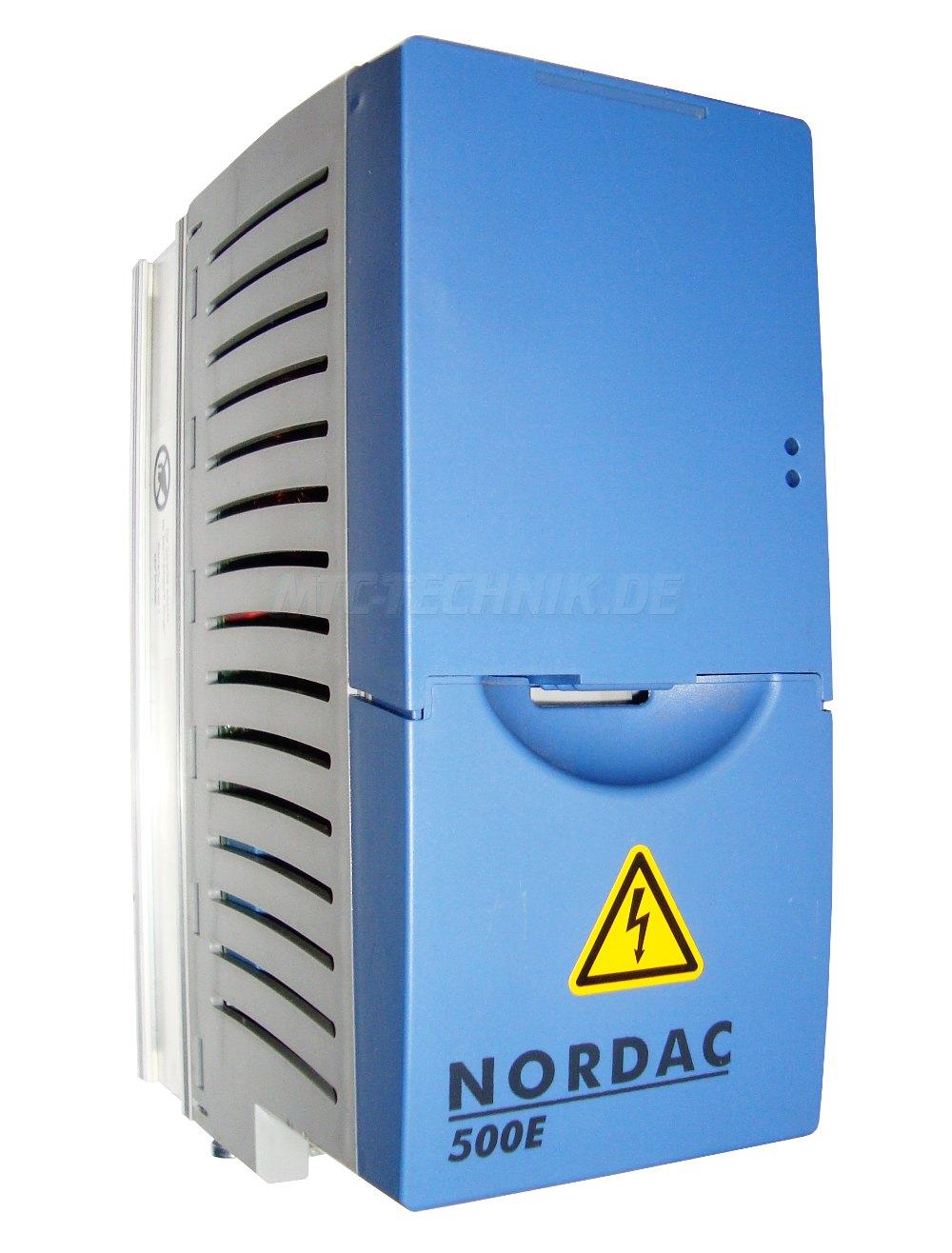 1 Nordac Frequenzumrichter Sk500e-250-323-a Shop