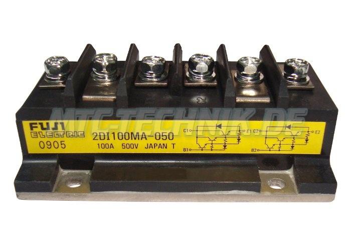 Fuji Electric 2di100ma-050 Transistor Shop