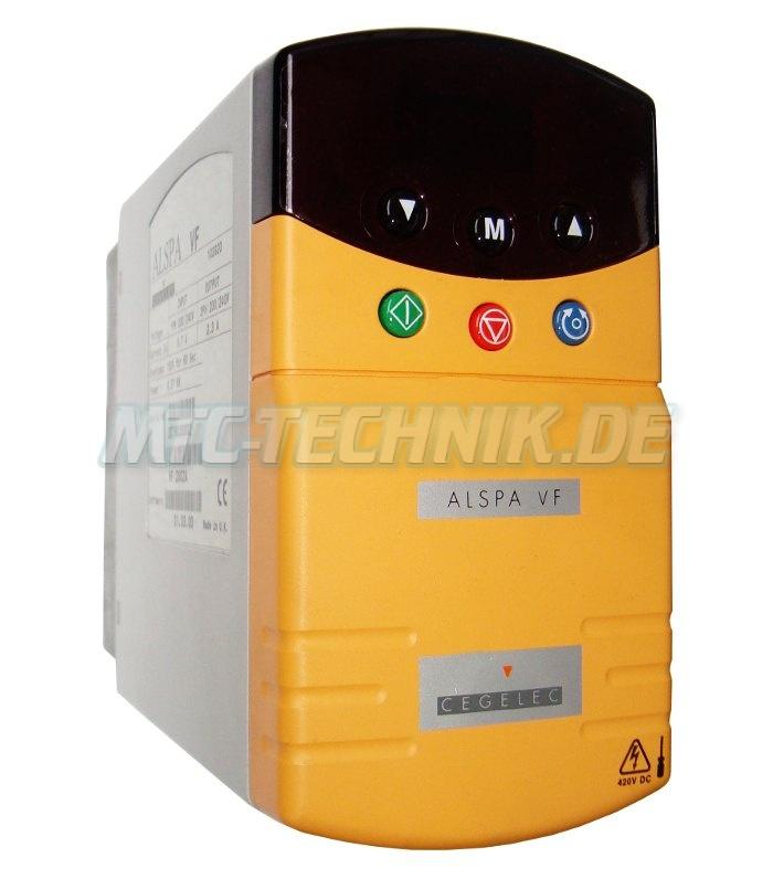 1 Alspa Frequenzumrichter Vf2002a Shop