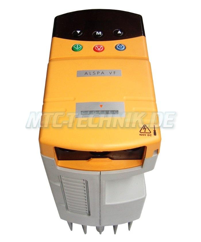 2 Austausch Cegelec Vf2002a Frequenzumrichter