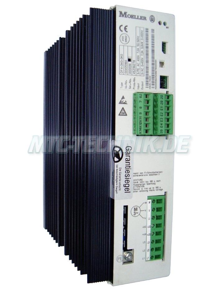 1 Moeller Austausch Df4-340-3k0 Mit Garantie