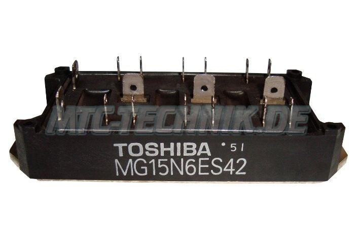 Toshiba Igbt Module MG15N6ES42