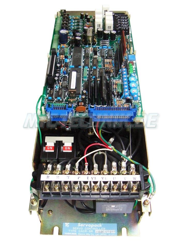 2 Austausch Yaskawa Cacr-sr30sb1afy100 Frequenzumrichter