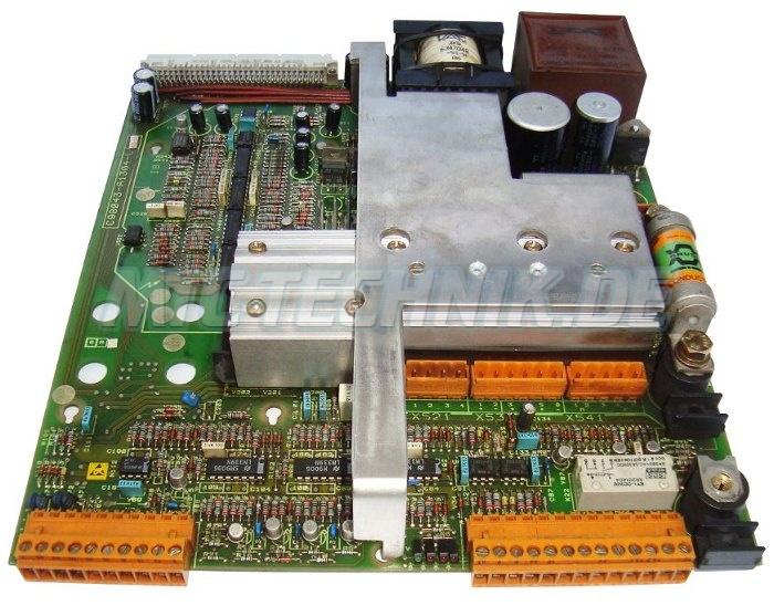 2 Siemens Stromversorgung 6sc6100-0ga11 Mit Garantie