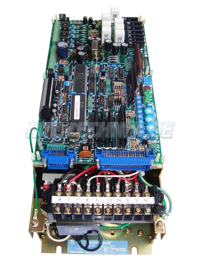 2 Online-shop Frequenzumrichter Cacr-sr15sb1afy100 Yaskawa