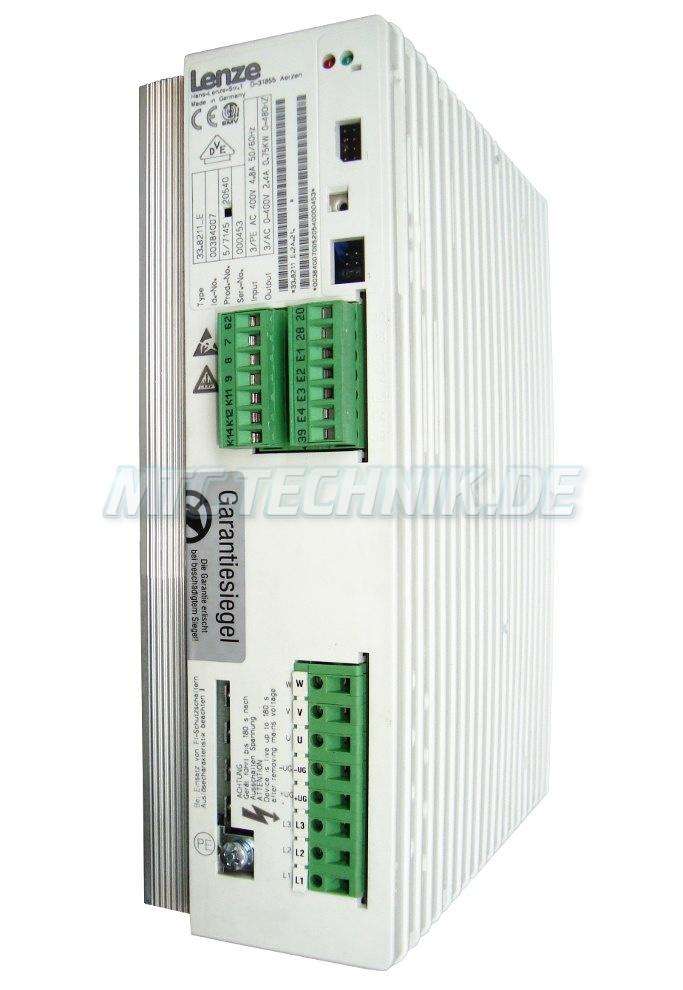 1 Lenze Austausch 33.8211 E Frequenzumrichter Shop