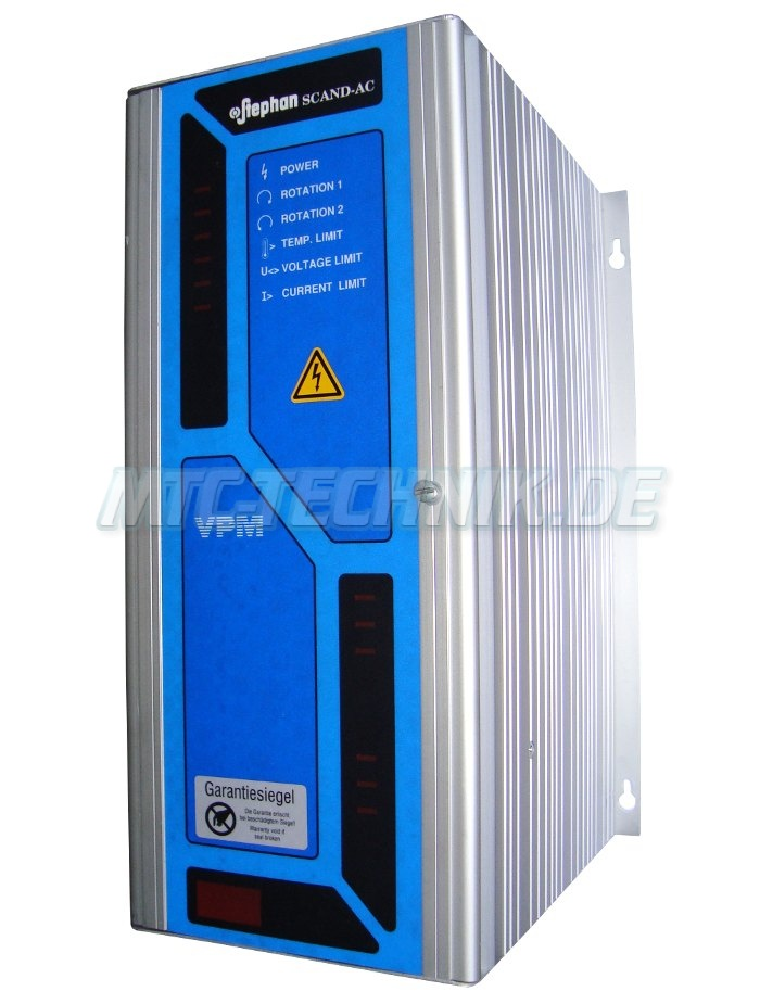1 Frequenzumrichter Stephan Sl5500-3 Scand-ac