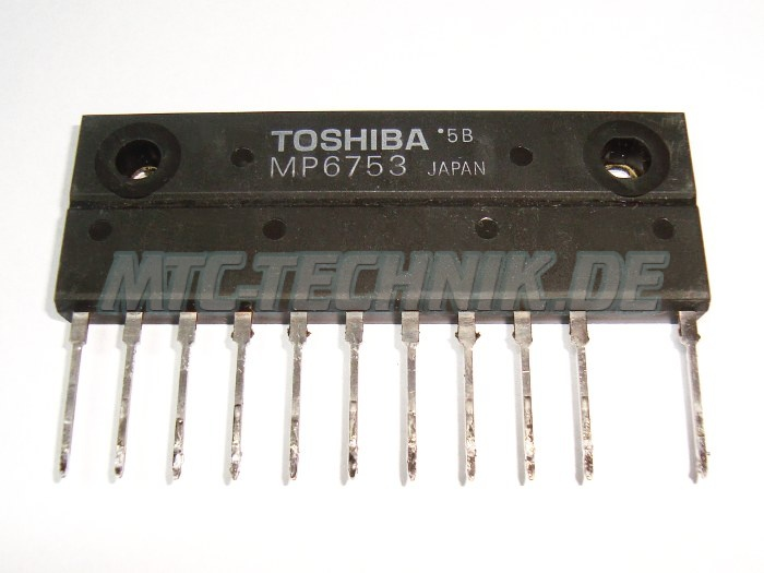 Toshiba Igbt Modul Mp6753