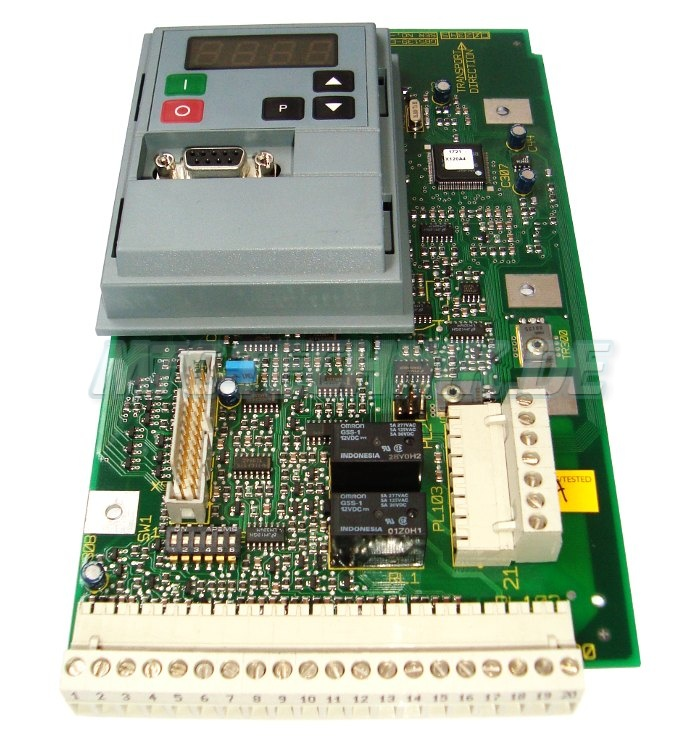 2 Siemens Bestellen Steuerkarte G85139-e1721-a887