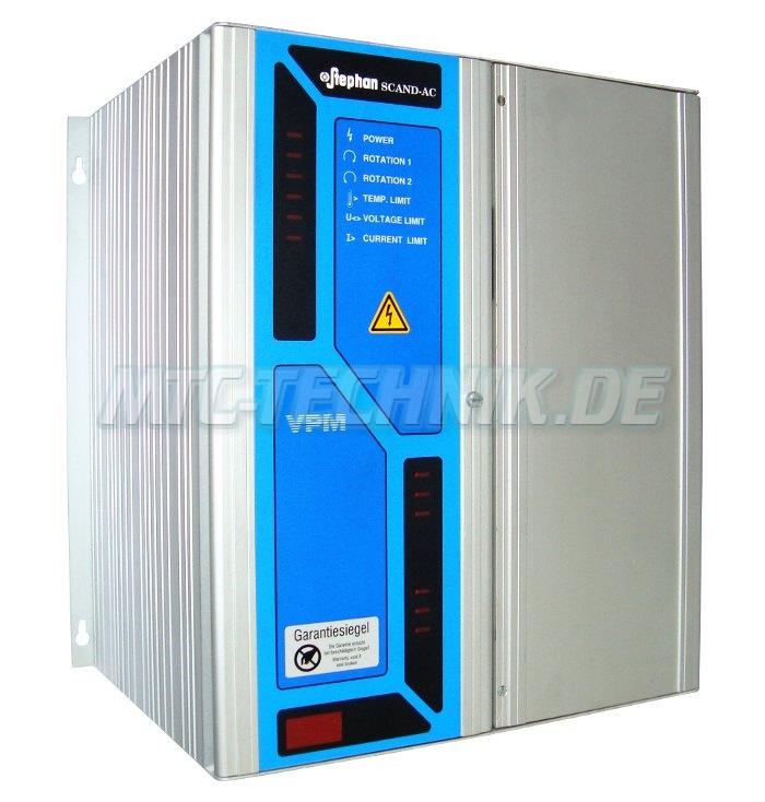 1 Stephan Frequenzumrichter Sl8000-3 Austausch