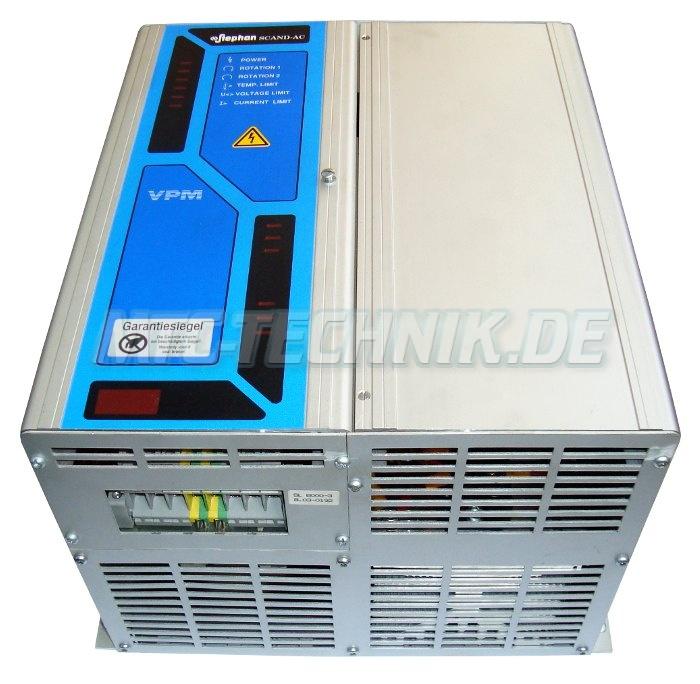 2 Scand-ac Frequenzumrichter Sl8000-3 Online-shop