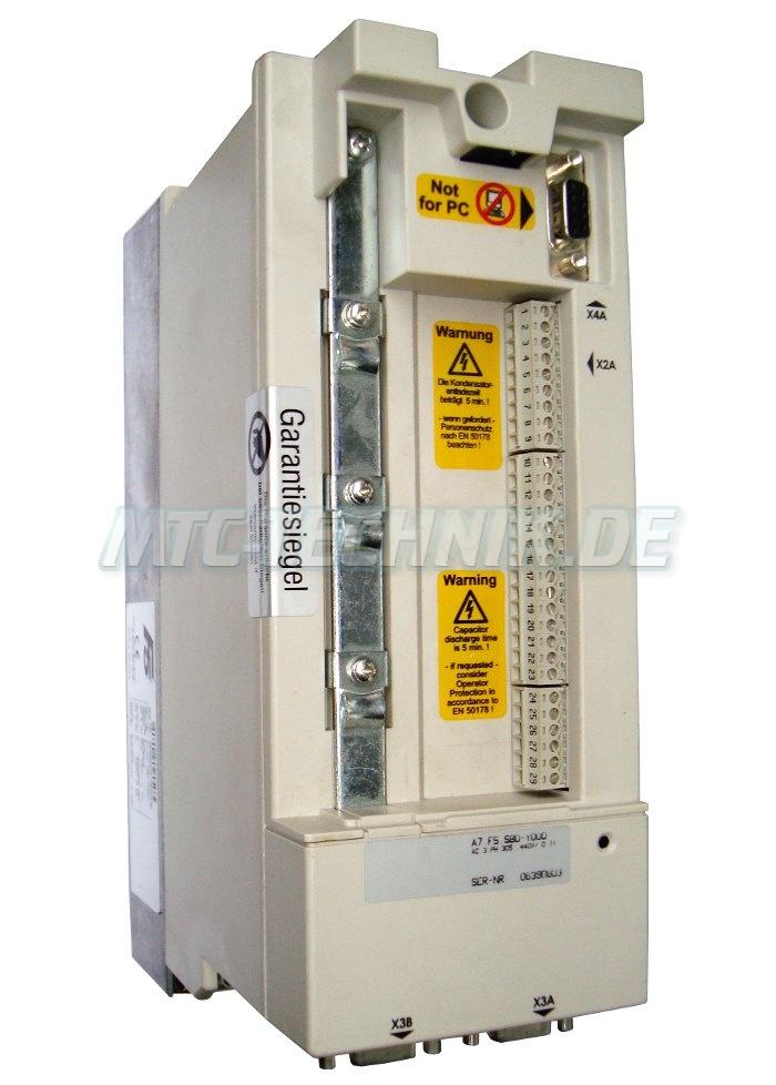 1 Keb Frequenzumrichter A7.f5.sbd-y000 Online-shop