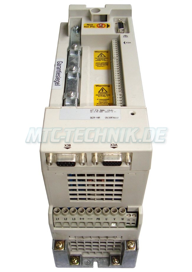 2 Combivert Keb Frequency Drive A7.f5.sbd-y000