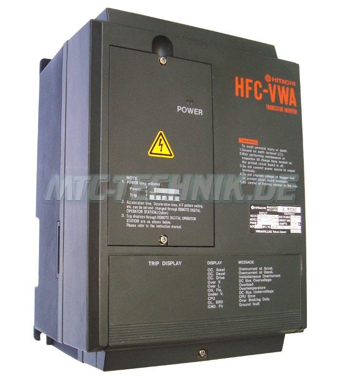 1 Austausch Hitachi Hfc-vwa3.5sbe Frequenzumrichter