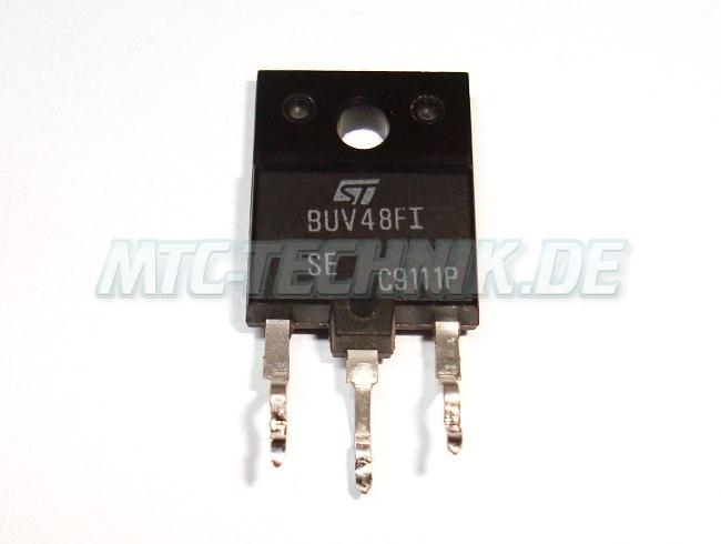 Npn Transistor Buv48fi