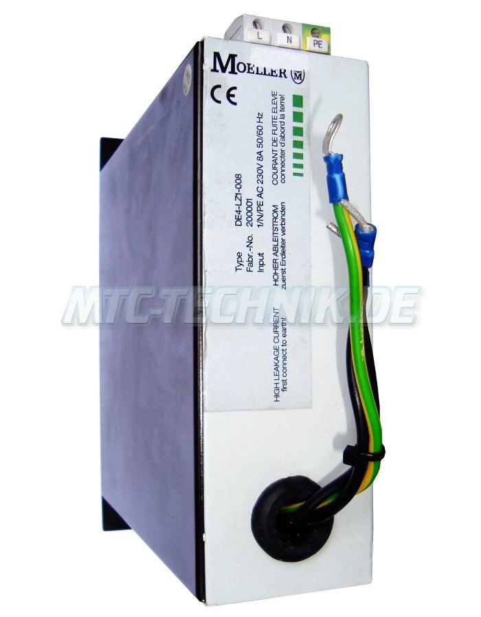 1 Moeller Netzfilter De4-lz1-008