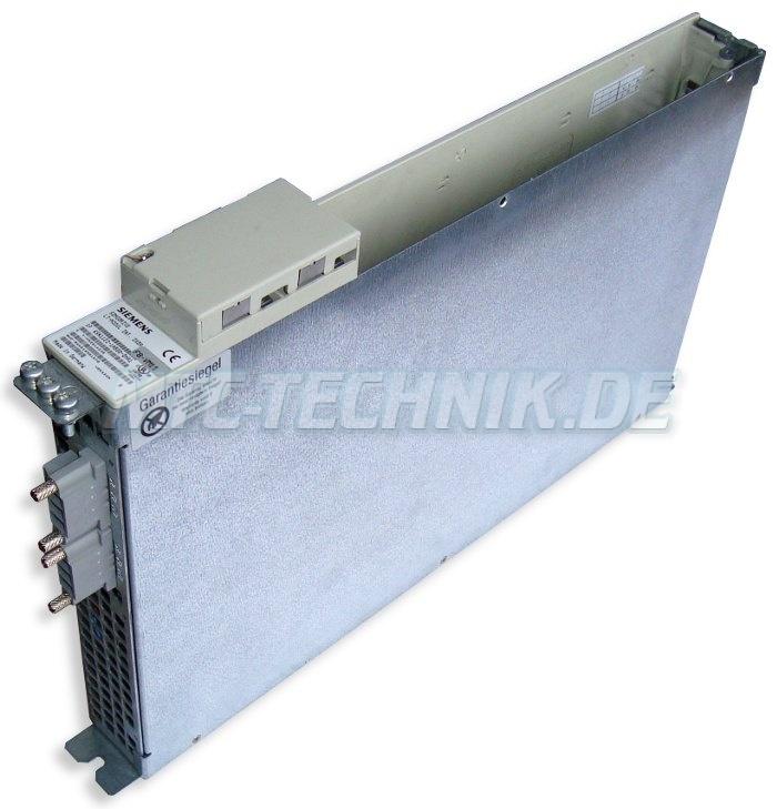 3 Exchange Siemens 6sn1123-1ab00-0ha1 Simodrive Axis-modul