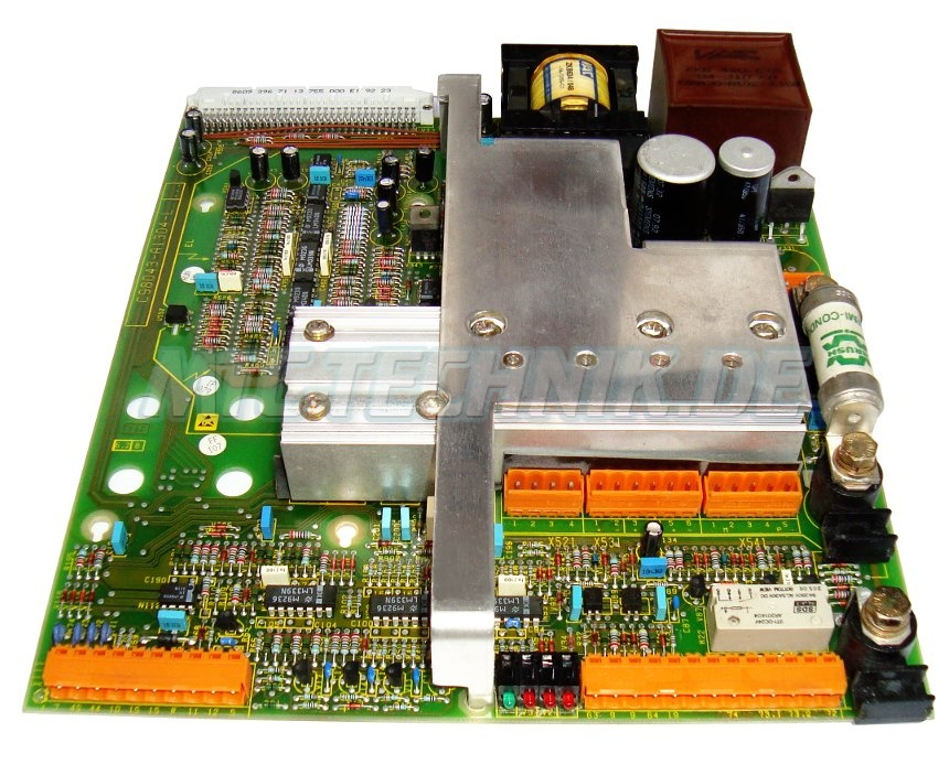 1 Siemens Austausch 6sc6100-0ga69 Simodrive