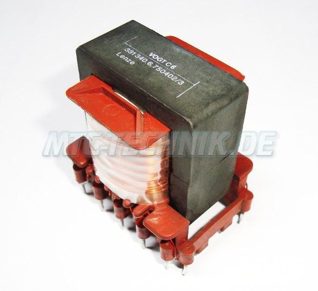 Vogt Transformer 331340.6.750402-3 Shop Lenze