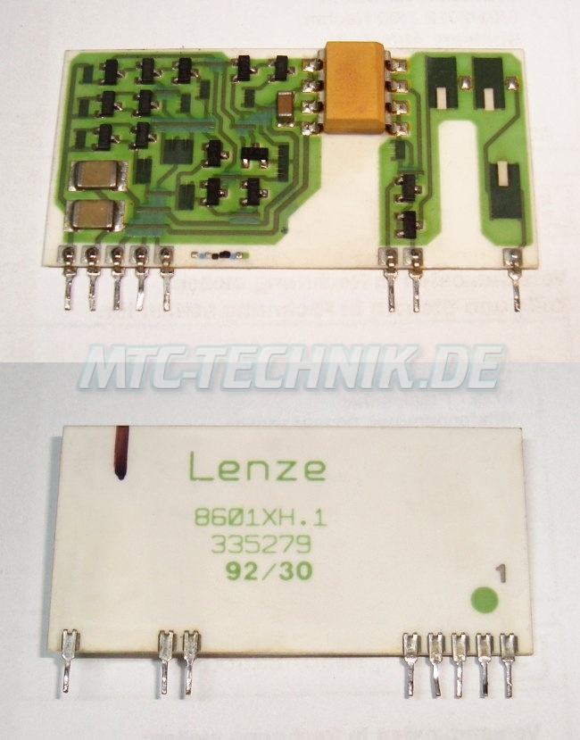 Lenze Hybrid Ic 8601xh.1 Id 335279 Shop