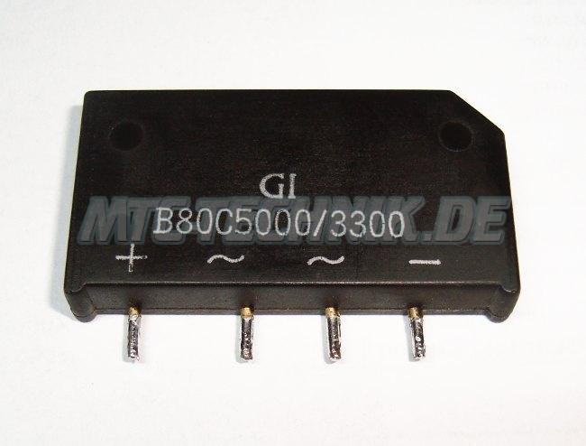 Semikron Dioden-gleichrichter B80c5000-3300