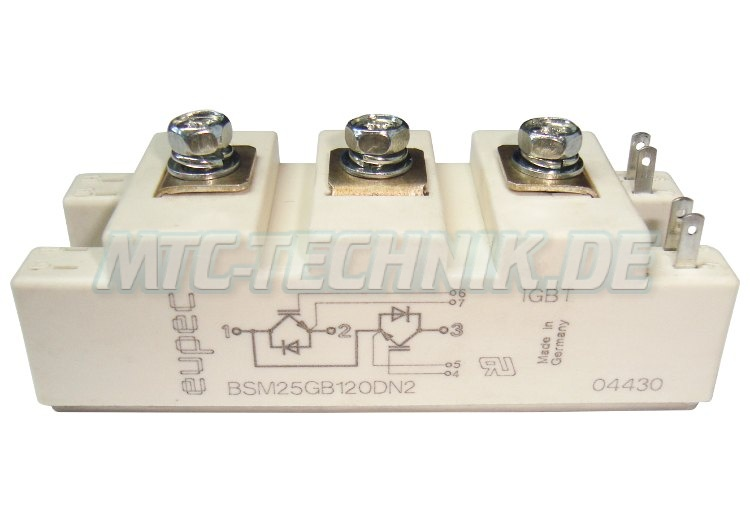 Eupec Igbt-module Bsm25gb120dn2 Shop