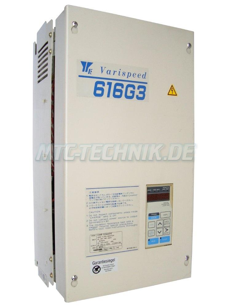 1 Yaskawa Cimr-g3a4015 Online-shop Frequenzumrichter